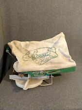 Vintage Handheld Crank Seed Spreader - Bag - Global