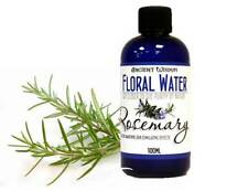 Ancient Wisdom Rosemary Floral Water Natural Skin Toner With Spray Top 100ml