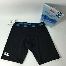 Canterbury Baselayer Men's Cold Shorts in Black Size X-Large - NWT