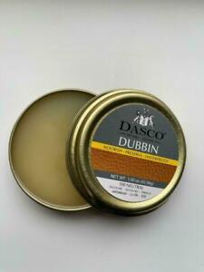 Dasco-Neutral Dubbin Shoe Polish Protects Waterproofs Nourishes Shoe Boot Polish