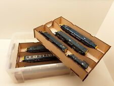 More details for laser cut oo gauge model railway storage and transportation trays x 2 in 9l box
