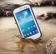 étui Imperméable Samsung Galaxy S3 III I9300 Blanc - Imperméable à l'eau Coque