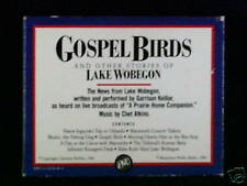 2ermc Keillor - Gospel Birds + Other Stories Lake Wobegon