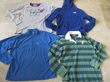 Lot, 4 mens size XL tops, shirts, Hollister, Nike, Abercrombie