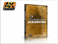 AK-Interactive AK-653 DVD - Airbrush Essential Training (57min) [NTSC Version]