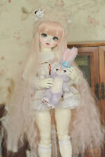 22cm-24cm BJD wigs long wave hair for 1/3 BJD SD DD doll wigs doll accessories