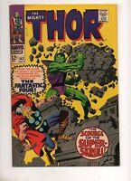 Thor #142 HIGH GRADE NM 9.4 GORGEOUS BOOK! THOR vs SUPER SKRULL! Kirby Art 1967