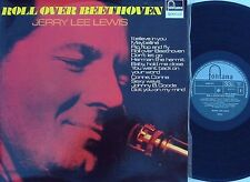 Jerry Lee Lewis ORIG OZ LP Roll over Beethoven NM '74 Fontana Rock N roll