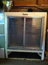 Fogel Commercial Refrigerator 2 Sliding Glass Doors Cooler