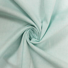 Solid Colored 57'' Cotton Soft Oxford Cloth Fabric by the Yard or Sample Swatch