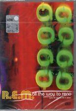 R.E.M. - ALL THE WAY TO RENO - DVD (NUOVO SIGILLATO)