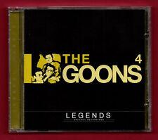 THE GOONS - The Goons 4 (2012 9 trk CD album) Spike Milligan, Peter Sellers