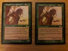 Magic The Gathering Cards - Urza's Legacy - Multani Maro-Sorcerer x 2