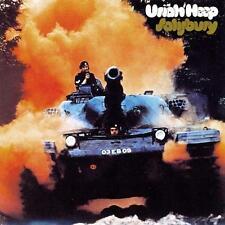 URIAH HEEP SALISBURY 9 Extra Tracks REMASTERED 2 CD NEW