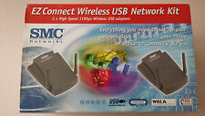 SMC EZ Connect 11Mbps Wireless USB Adapter SMC2662W-AR