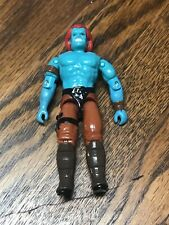 STREET FIGHTER GI JOE Blanka Plastirama Variant Action Figure Only Rare