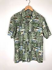 Authentic Hawaiian Shirt, Royal Creations, Made In Hawaii, Size L