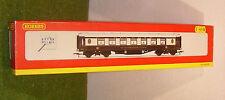 HORNBY RAILWAY OO GAUGE COACH R 4144 PULLMAN 3rd CLASS PARLOUR CAR No 35 THIRD