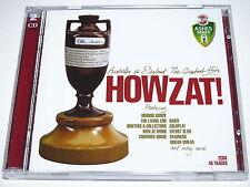 compilation, HOWZAT! Australia Vs England: The Greatest Hits Various Artists 2CD