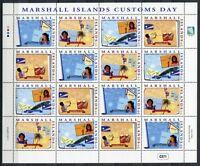 Marshall Inseln 2013 Kinderspiele Children Kinder ZD-Kleinbogen Postfrisch MNH