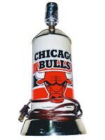Rare! Vintage P & K Products 1988 Chicago Bulls Michael Jordan Era Lamp Works