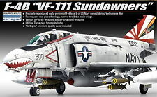 "1/48 F-4B Phantom II ""VF-111 Sundowners"""