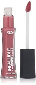 L'Oreal Infallible Pro Matte Gloss ~ Choose From 12 Shades