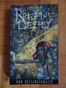 BREATHE DEEPLY - Rage Werewolf of the Apocalypse (Englisch) – Roman Novel – WOD