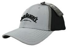 Jack Daniel's Cap JD77-104, Gray/Black Jack Daniels, Basecap, Mütze O/S NEW