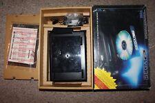 Sega CD Model 1 Console System Complete in Box #SCD2 GREAT Shape