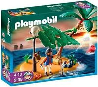 Playmobil 5138 pirates series mint in Box island for collectors NEW
