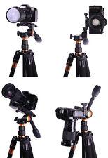 20KG Metal Heavy Duty Ballhead Quick-Release for DSLR Camera DV Camcorder Tripod