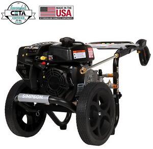 Simpson Kohler Gas Power Pressure Washer MegaShot 3100 PSI 2.4 GPM