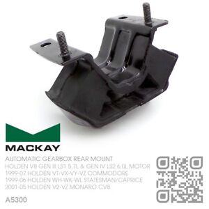 MACKAY GEARBOX MOUNT AUTO V8 LS1 & LS2 MOTOR [HOLDEN VT-VU-VX-VY-VZ COMMODORE]