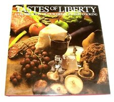 Tastes of Liberty Ste. Chateau Michelle Winery Great Ethnic Cooking Cookbook