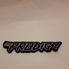 More details for the prodigy embroidered patch new size 4 x 1 inch firestarter