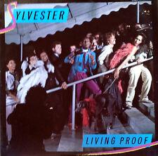 SYLVESTER - LIVING PROOF - FANTASY LBL - (2) LP SET - 1979