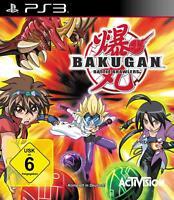 Bakugan Battle Brawlers für  PS3 Action & Abenteuer für Fans von Bakugan Neuware