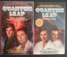 Quantum Leap: Too Close For Comfort, Prelude Novels