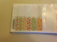 Jamberry Nails (new) 1/2 Sheet  FRUIT STAND