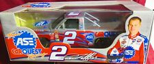 JASON LEFFLER, 1/24 ACTION RACE TRUCK, 2003 SILVERADO, #2, ASE CARQUEST