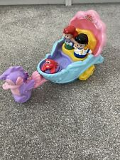 Fisher Price Little People Disney Princess The Little Mermaid Ariel's Carriage