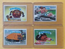 LOT of 4: 1994 DIE TOTAL KAPUTTEN KIDS Original 1st Series 1 GPK OS1 GERMAN MINI