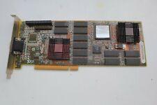 InnoVision 3DXRush 3Dfx  Voodoo Rush 6MB RARE vintage retro PCI VIDEO CARD Worki