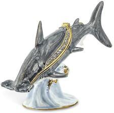 Bejeweled Hammer Kopf Shark Schmuckkästchen