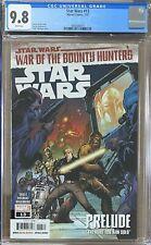 Star Wars #13 CGC 9.8 - War of the Bounty Hunters