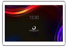 Brigmton Btpc-970qc3g-b 16GB 3G blanco tablet
