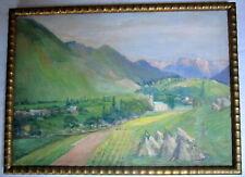 Eduard Adrian Dussek (1871-1930): Landschaft