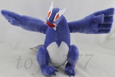 Pokemon Character 14'' Gale of Darkness Lugia Stuffed Animal Plush Soft Toy Game