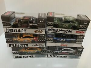 2020 1/64 NASCAR DIECAST 3RD LISTING NEW FORD CHEVY TOYOTA  100s AVAILABLE  NEW
